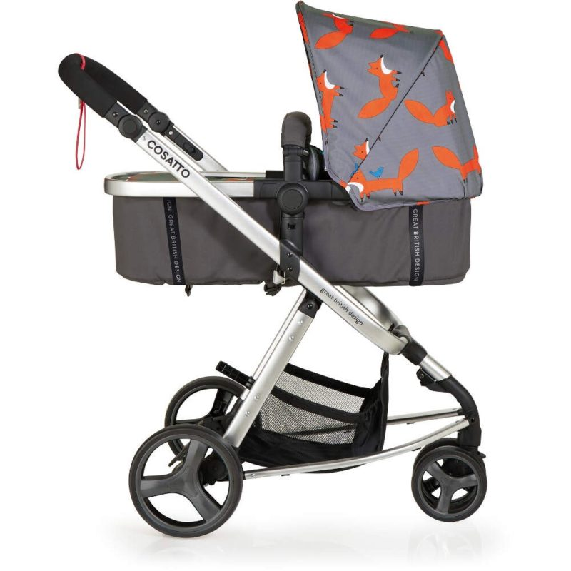 Cosatto Giggle Mix Pram and Pushchair - fox