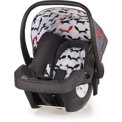 Cosatto Hold Mix 0+ Car Seat - Mister Fox