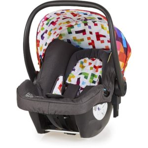 Cosatto Hold Mix 0+ Car Seat - PixelateCosatto Hold Mix 0+ Car Seat - Pixelate
