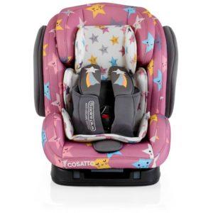 Cosatto Hug 123 Isofix Car Seat - Happy Stars