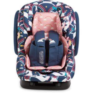 Cosatto Hug 123 Isofix Car Seat - Magic Unicorns