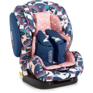 Cosatto Hug 123 Isofix Car Seat - Magic Unicorns1