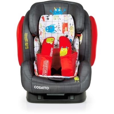 Cosatto Hug 123 Isofix Car Seat - Monster Mob