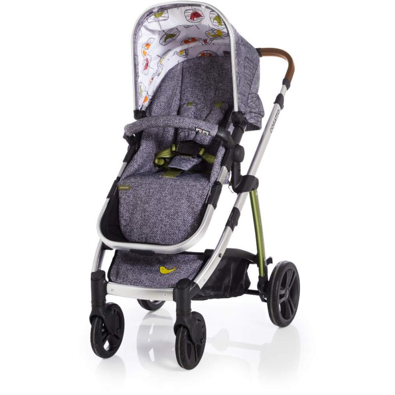 Cosatto Wow Pram and Pushchair - Dawn Chorus