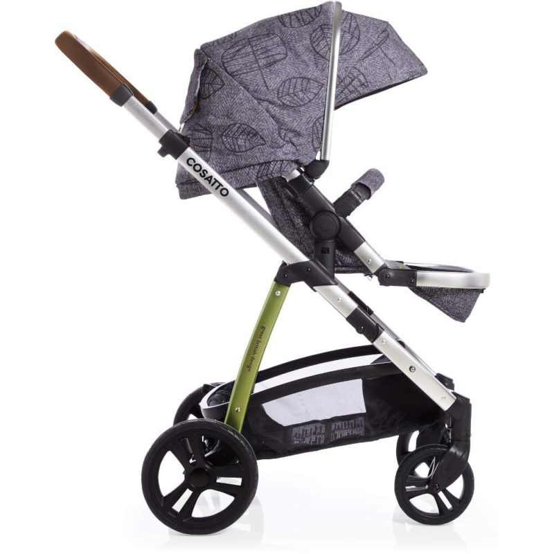 Cosatto Wow Pram and Pushchair - Dawn Chorus2
