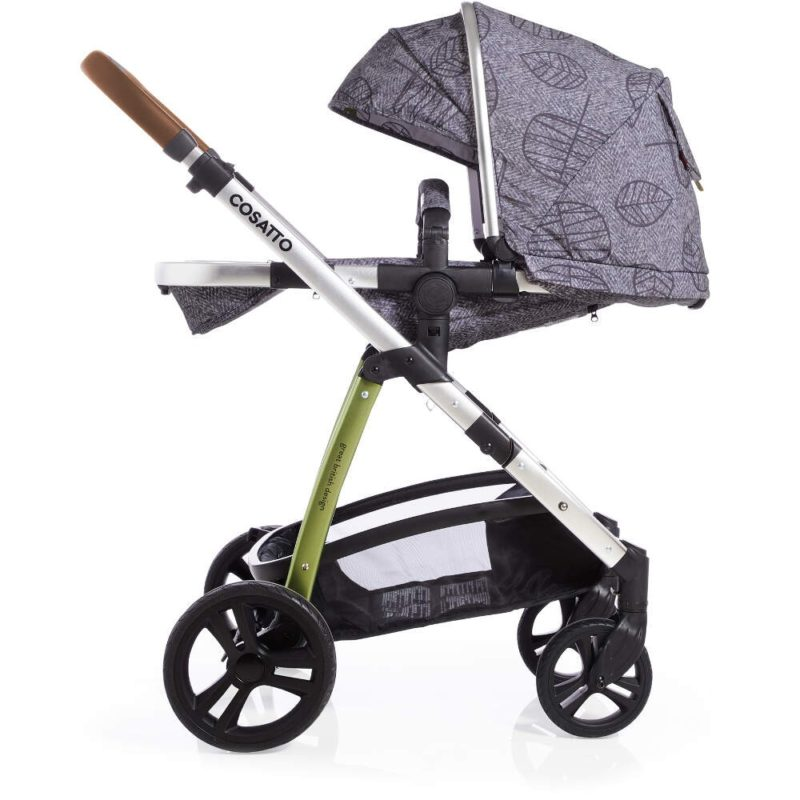 Cosatto Wow Pram and Pushchair - Dawn Chorus3