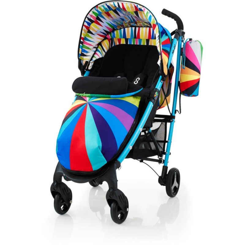 Cosatto Yo 2 Stroller - Go Brightly