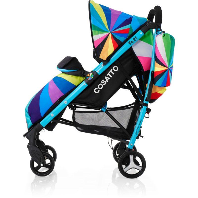 Cosatto Yo 2 Stroller - Go Brightly2