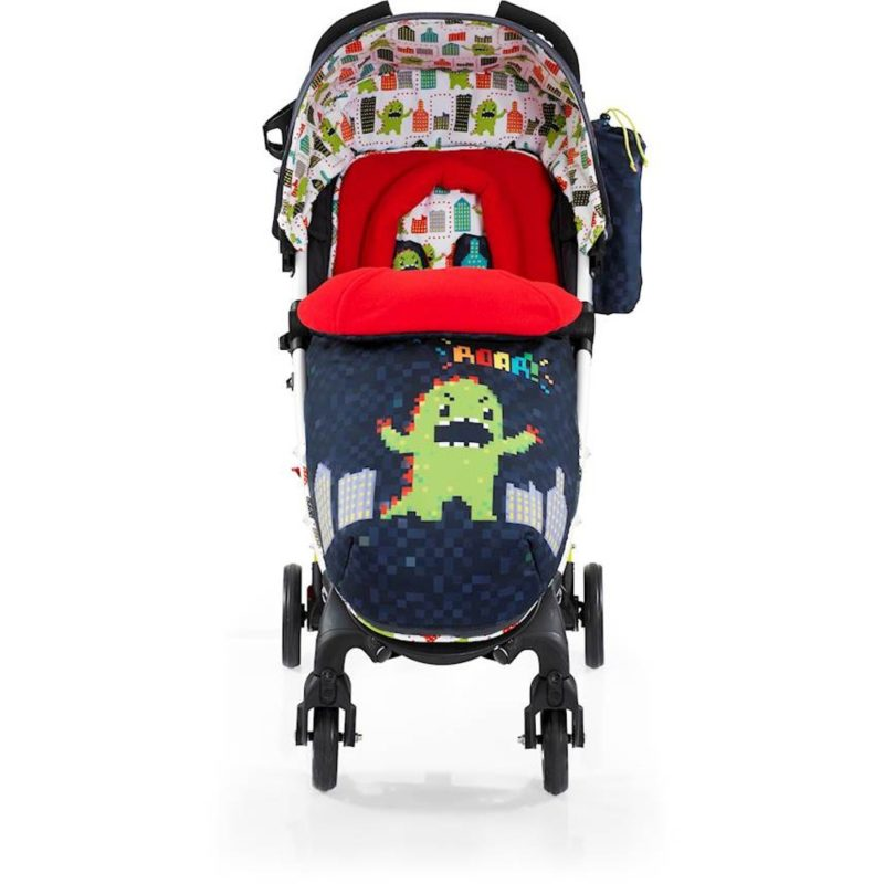 Cosatto Yo 2 Stroller - Monster Arcade1