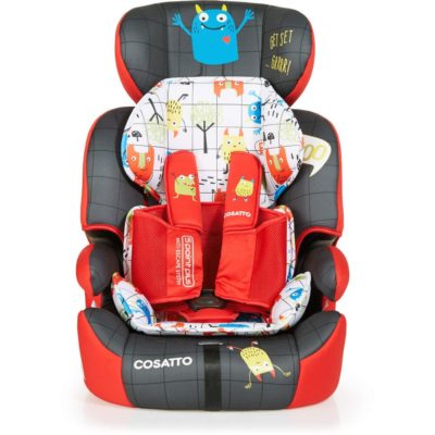 Cosatto Zoomi 123 Car Seat - Monster Mob
