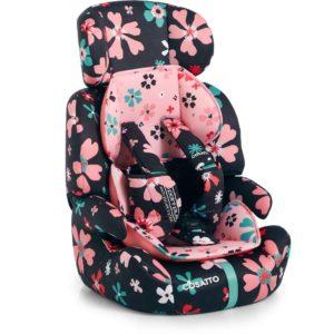 Cosatto Zoomi 123 Car Seat- Paper Petals1