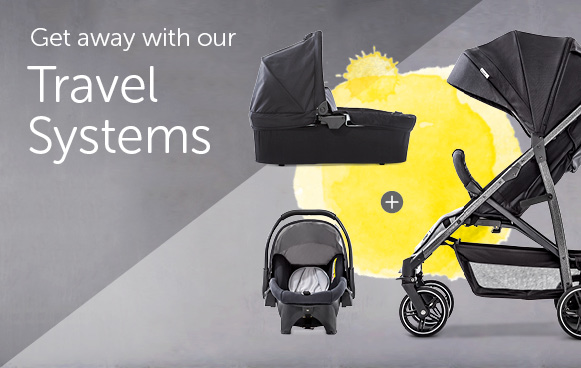 Hauck travel systems
