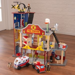 Kidkraft Deluxe Fire Rescue Set1
