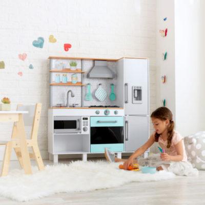Kidkraft Gourmet Chef Play Kitchen1