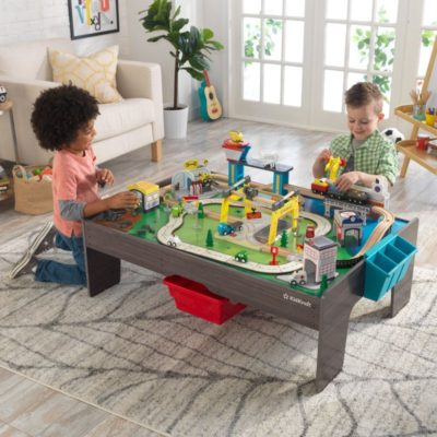 Kidkraft My Own City Vehicle and Activity Table