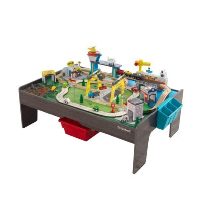 Kidkraft My Own City Vehicle and Activity Table2