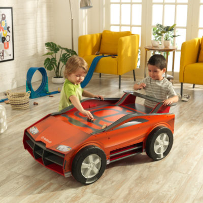 Kidkraft Speedway Play N Store Activity Table1