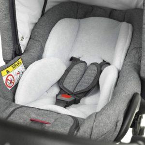 Mee-go Milano Car Seat Dove Grey
