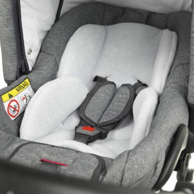 Mee-go Milano Car Seat Dove Grey
