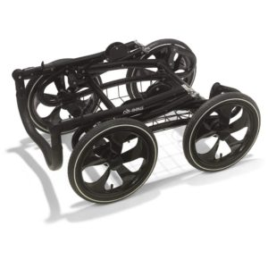 Mee-go Milano Clack Classic Chassis folded