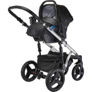 Mee-go Milano Limited Edition Ebony Car Seat