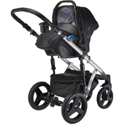 Mee-go Milano Limited Edition Ebony Car Seat
