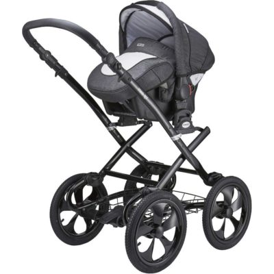 Mee-go Milano Osprey classic chassis car seat