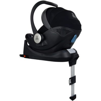 Stomp V3_i-Size_All in One with Isofix_car seat on isofix base