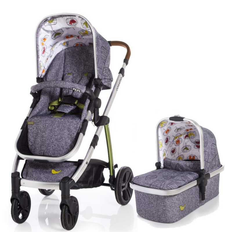Wow Pram and Pushchair Dawn Chorus1
