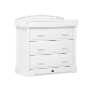 Boori 3 Drawer Dresser with Arched Changing Station