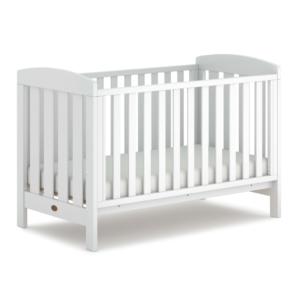 Boori Alice Cot Bed - Barley White
