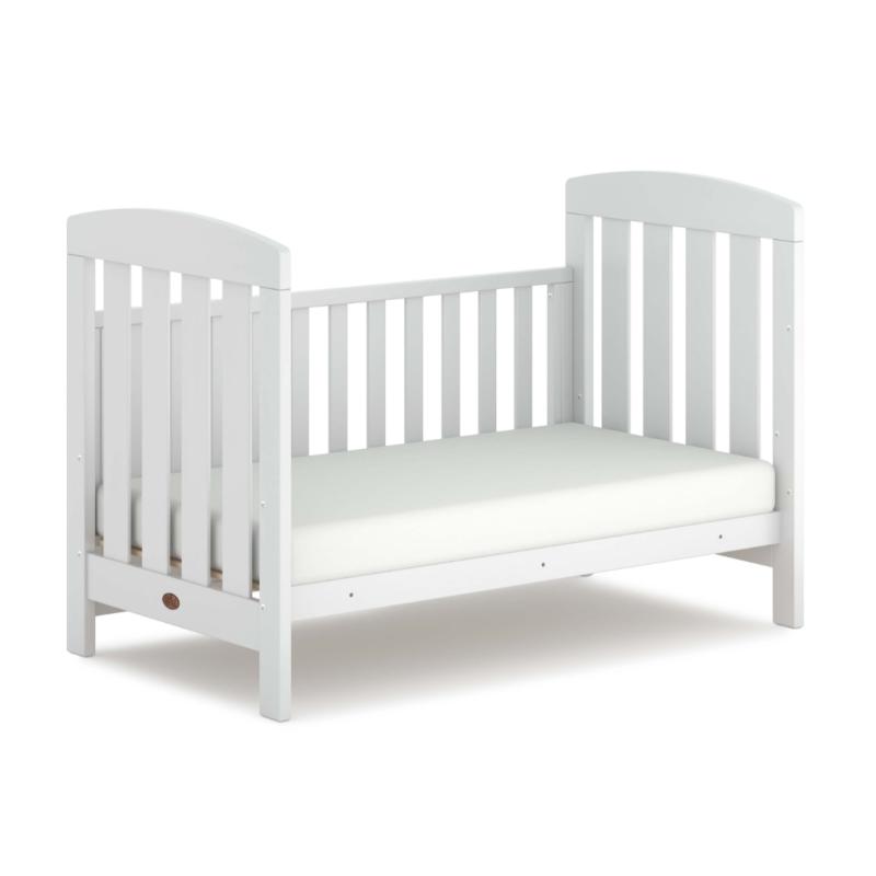 Boori Alice Cot Bed - Barley White