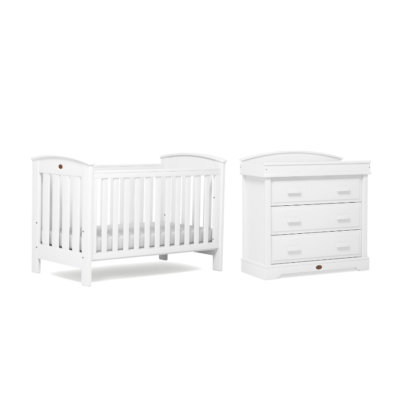 Boori Classic 2 Piece Room Set - White