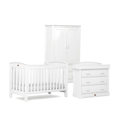Boori Classic 3 Piece Room Set - White