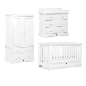 Boori Eton 3 Piece Room Set - Barley White
