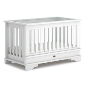 Boori Eton Convertible Cot Bed - White