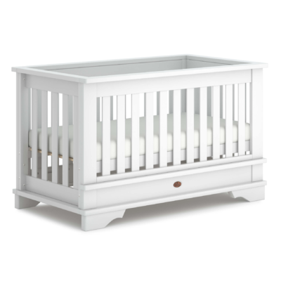 Boori Eton Convertible Cot Bed - White