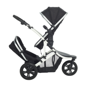 Kids Kargo Fitty Jogger DS Combi Tandem - Black