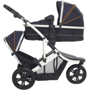 Kids Kargo Fitty Jogger DS Combi Tandem - Navy