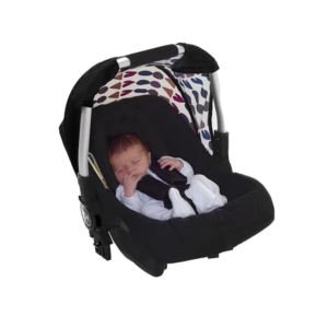 Kids Kargo Saftey Pod 0+ Car Seat - Black