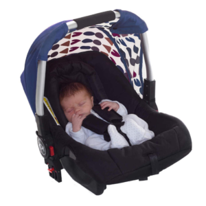 Kids Kargo Saftey Pod 0+ Car Seat - Blueberry