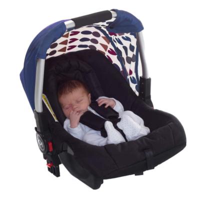 Kids Kargo Saftey Pod 0+ Car Seat - Blueberry