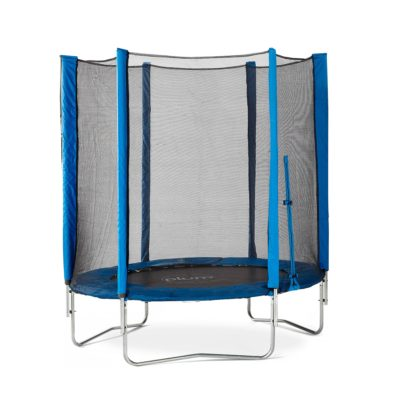 Plum Junior Trampoline and Enclosure - 6ft