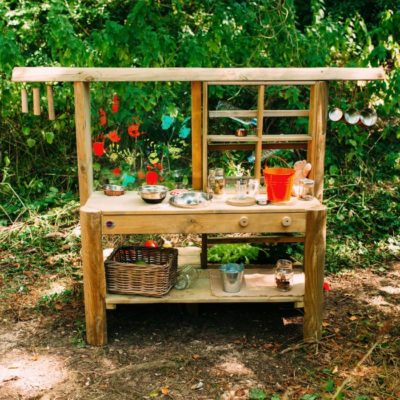 Plum Discovery Mud Pie Kitchen