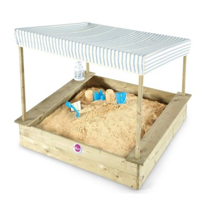 Plum Palm Beach Wooden Sandpit