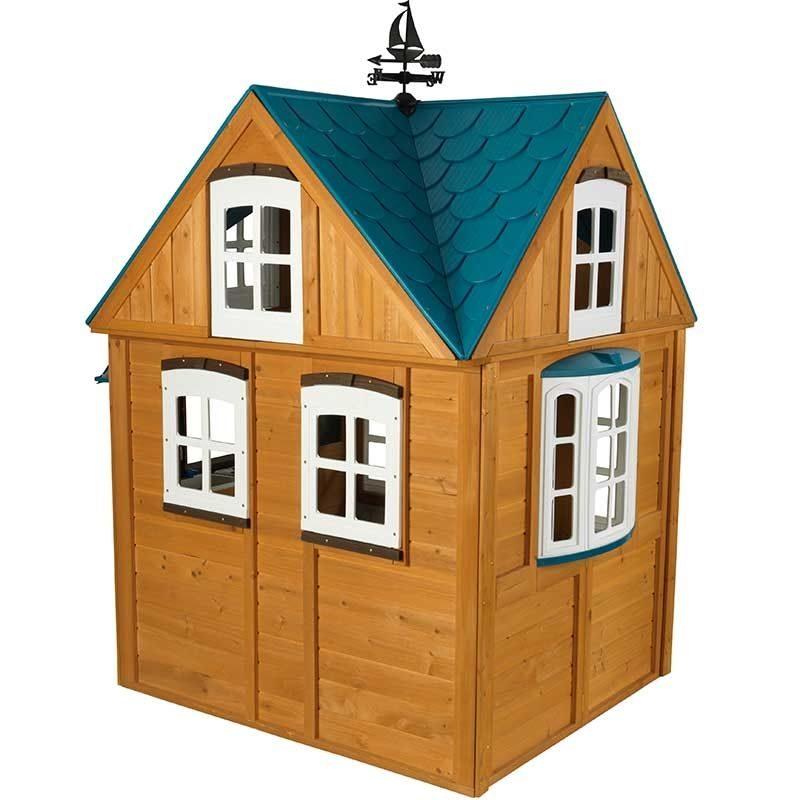 8KidKraft Seaside Cottage Playhouse