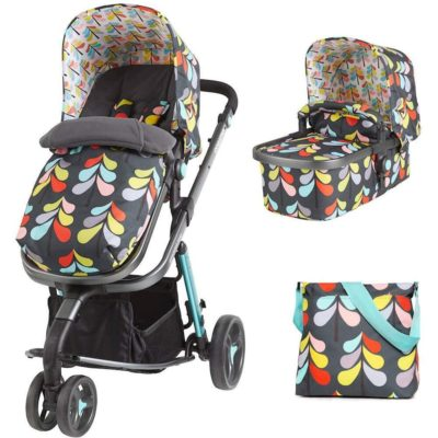 Cosatto Giggle 2 Pram and Pushchair - Nordik