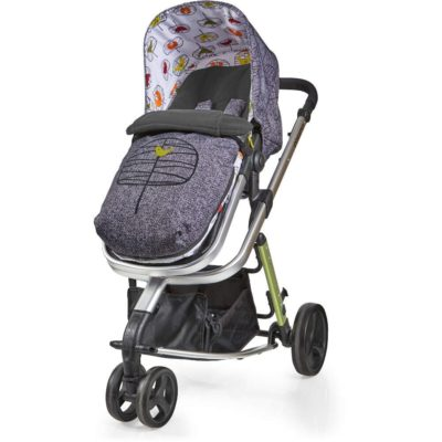 Cosatto Giggle 2 Whole 9 Yards Port Isofix Bundle - Dawn Chorus1