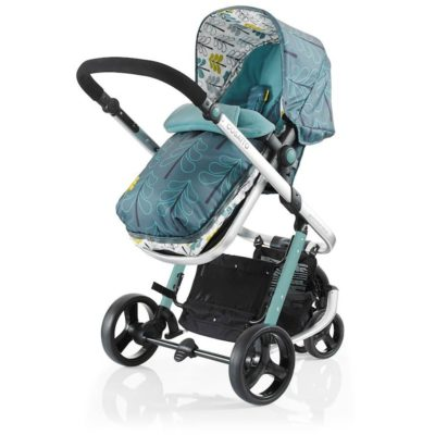 Cosatto Giggle 2 Whole 9 Yards Port Isofix Bundle - Fjord2