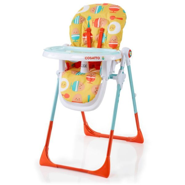 Cosatto Noodle Supa Highchair - Egg and Spoon1